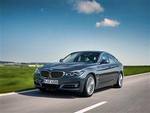 BMW 3-Serie Grand Turismo