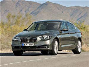 BMW 5-Serie Grand Turismo