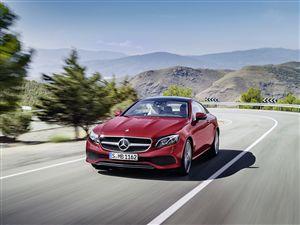 Mercedes E-Coupe