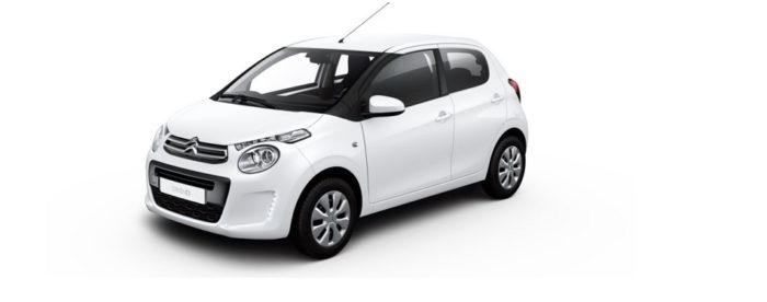 Citroen C1 Feel en Feel Airscape