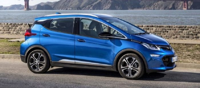 Opel Ampera-e (100% elektrisch)