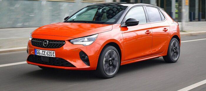 Opel Corsa EV