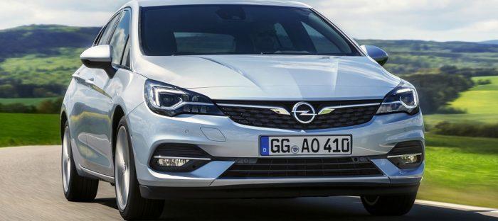 Opel Astra 1.4 Turbo Blitz edition