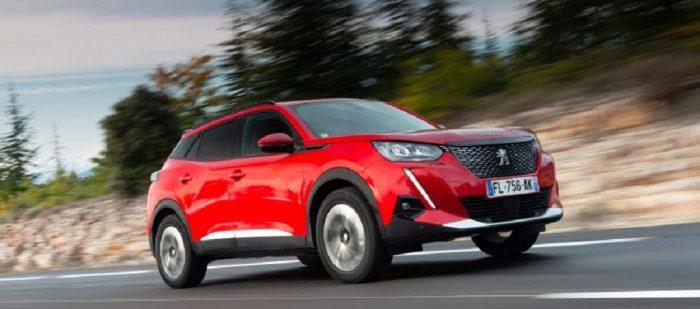 Peugeot e-2008 - Nu 467,- p/mnd